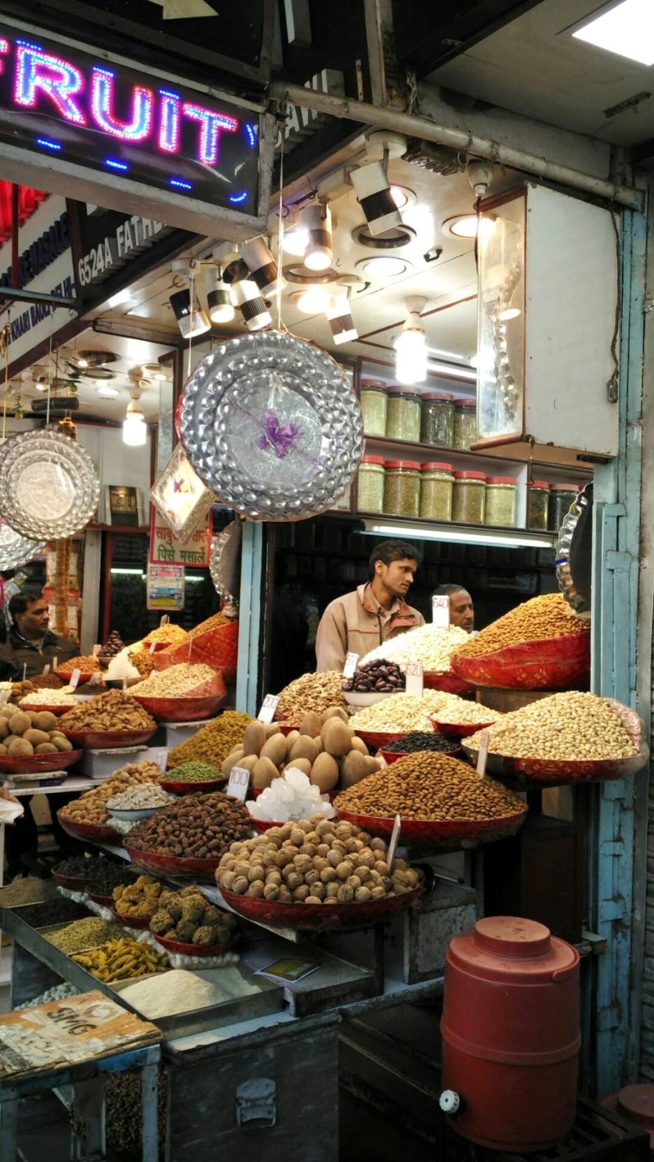 2016-2-3 Delhi Spice Market