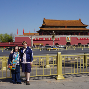 Beijing Grand Tour with Mom