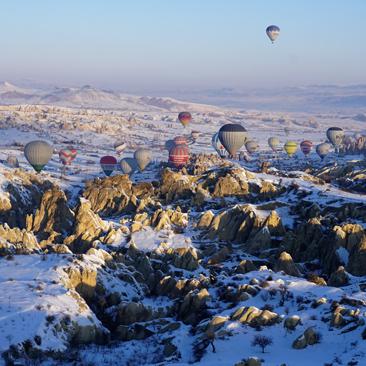 Cappadocia – Hot Air Balloon