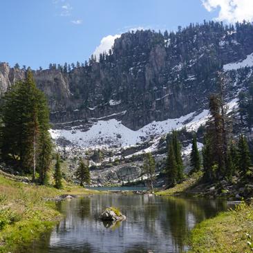 Bloomington Lake