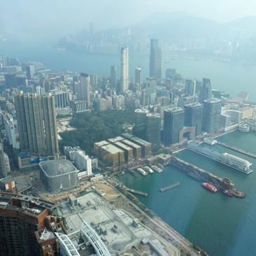 Sky100 in Hong Kong