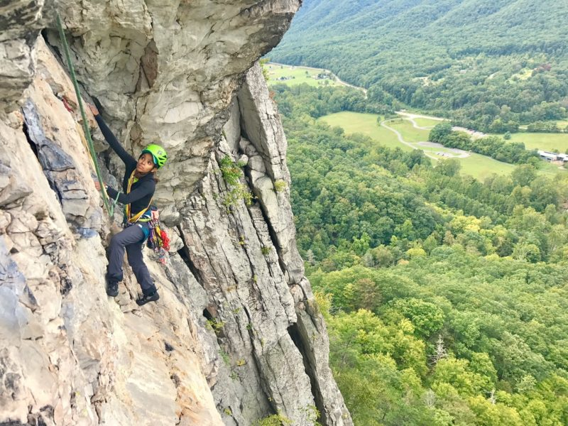 Seneca Rocks Wv >> Seneca Rocks Climbing Guide All You Need To Know Adventure Protocol