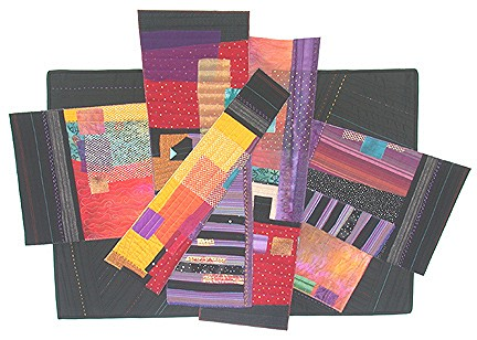 Extreme Makeover: Quilt Edition, by Ellen Lindner. AdventureQuilter.com