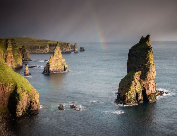 Duncansby Stacks (©Leading Lines)