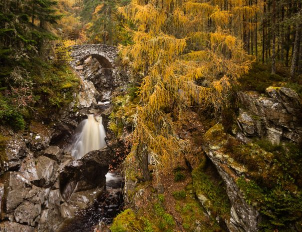 Falls of Bruar (©Leading Lines)