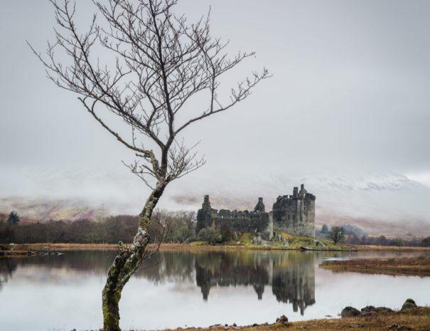 Kilchurn Castle (©Leading Lines)