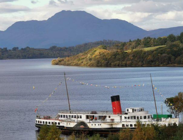 Loch Lomond (©Tom)