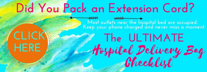 Ultimate hospital delivery bag checklist