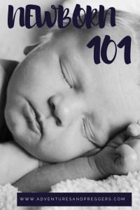 newborn 101 pin