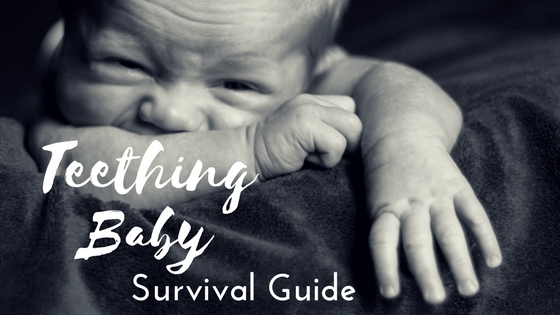 Teething Baby Survival Guide