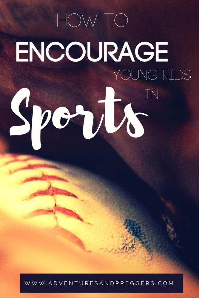 How to Encourage Young Kids in Sports. Click to read how