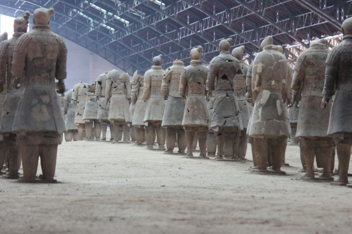 Xi'an's Ancient Incredible Terracotta Warriors