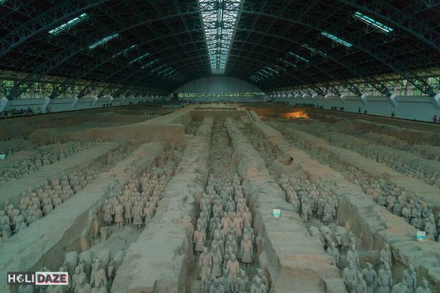 Terracotta Warrior Army
