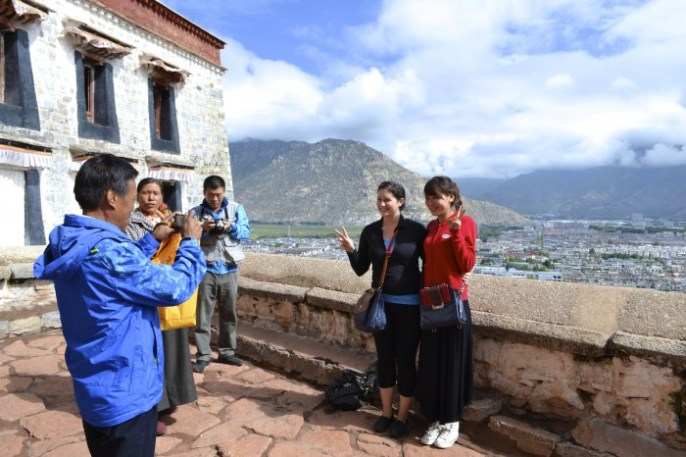 A Day in Lhasa