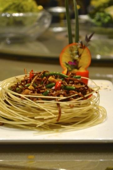 China gourmet food