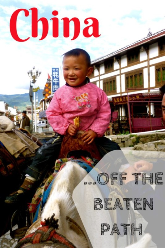 Best Off the Beaten Path Places in China