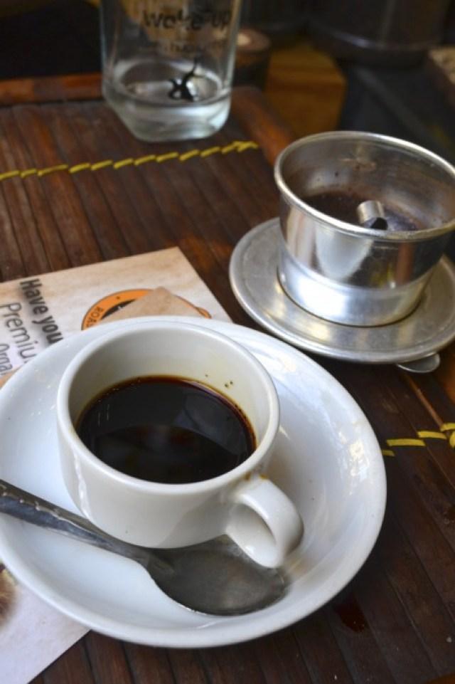 Weasel coffee Vietnam
