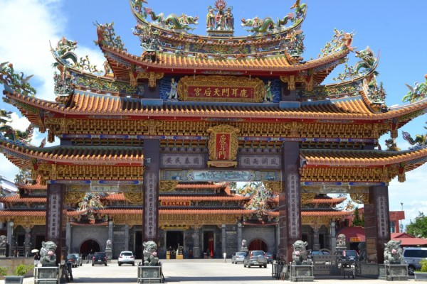 The Temples of Tainan