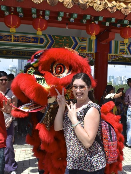 I spent my Chinese New Year break in Vietnam and Malaysia!