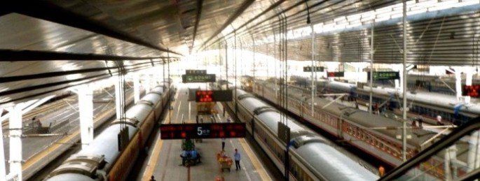 How to Book Train Tickets in China