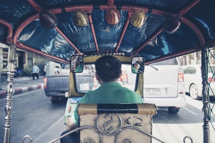 Planning My Trip: Three Weeks in Thailand