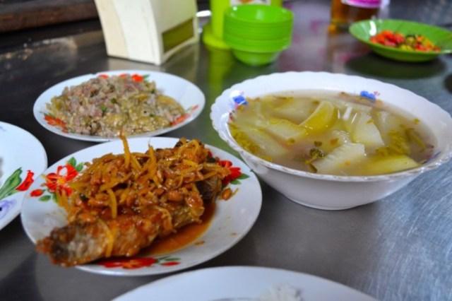 Cambodia local food