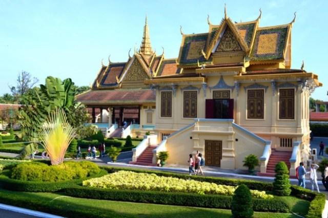 Grand Palace Phnom Penh