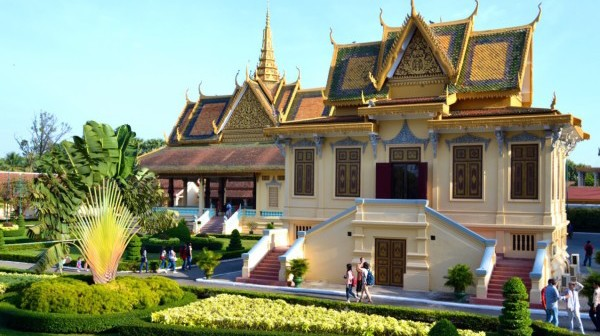 Phnom Penh Grand Palace