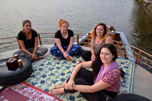Compote river cruise