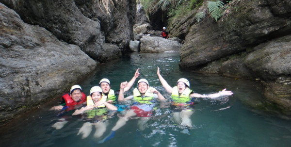 River Tracing in Taiwan