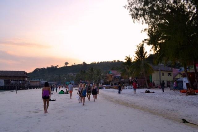 Koh Rong Sunset