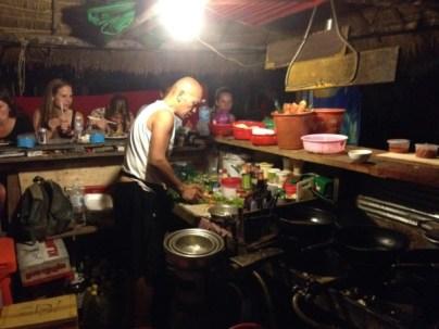Koh Rong thai food