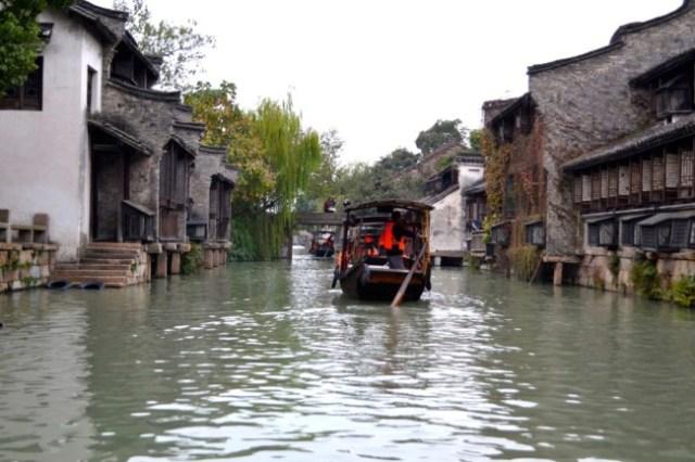 Wuzhen China