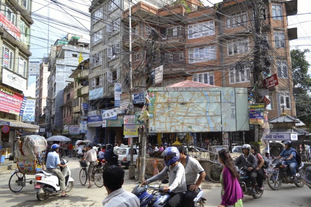 lost passport Nepal