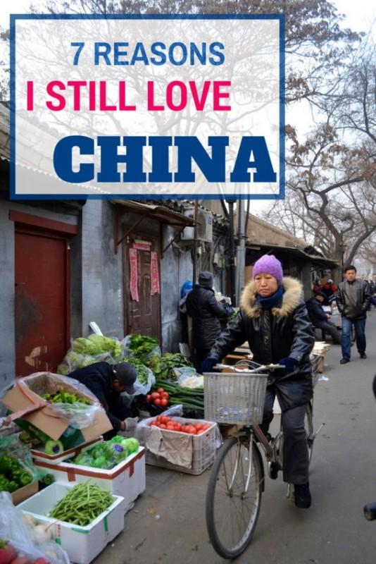 Why I Still Love China