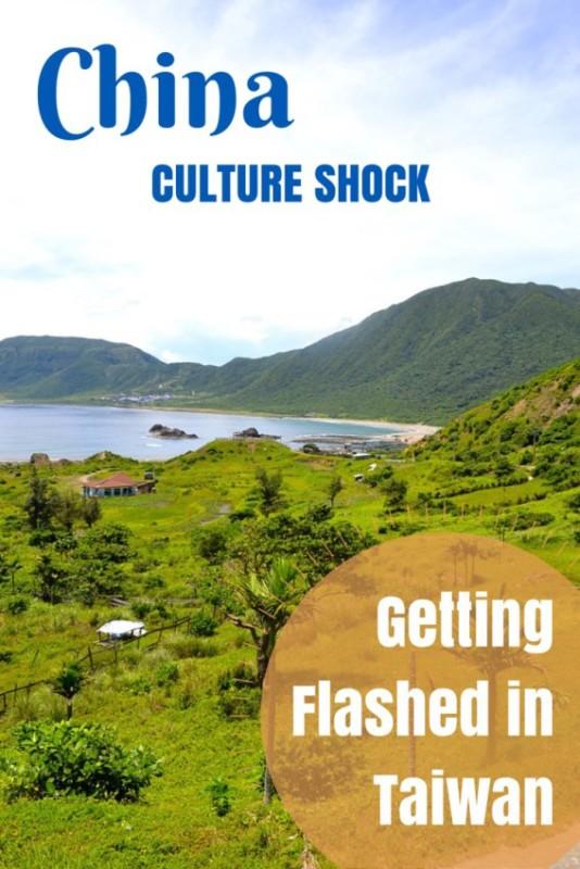 China Culture Shock Boob Flash