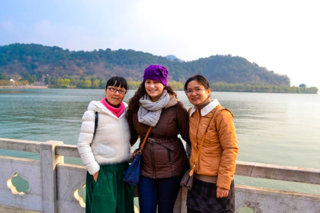 Teach abroad China coworkers