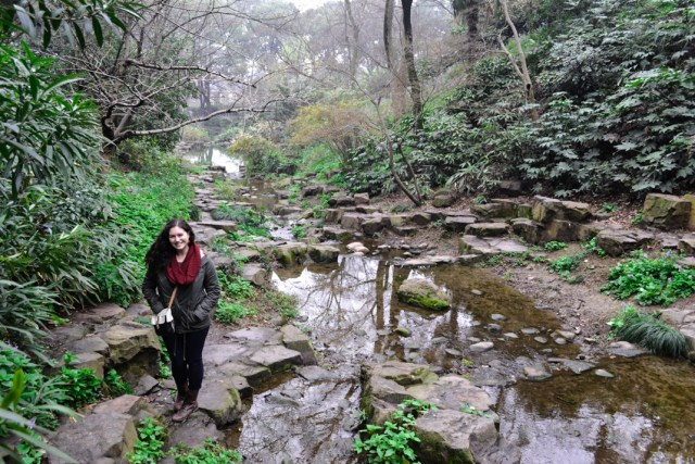 Suzhou park