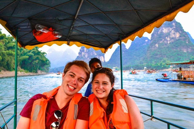 Guilin River Cruise