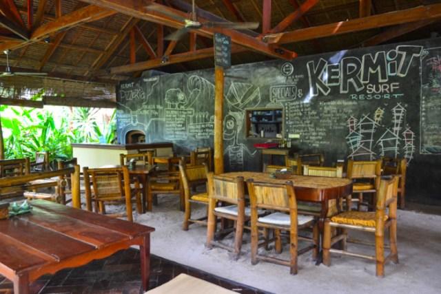 Kermit restaurant Siargao