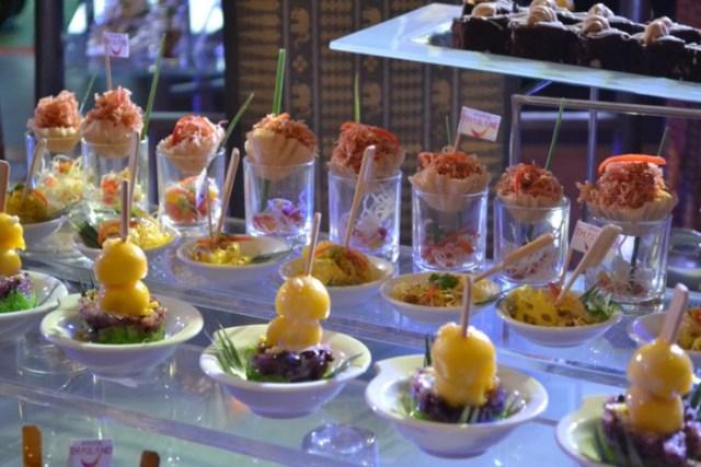 TBEX Bangkok food