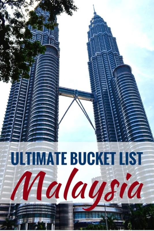 What to do, see and eat on your next trip to Malaysia!