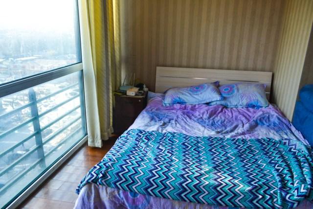 Beijing Apartment Bed