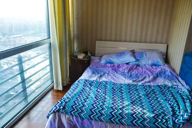 Beijing Apartment Bed
