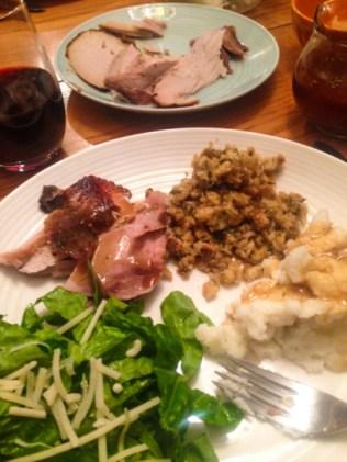 Mini-Thanksgiving!