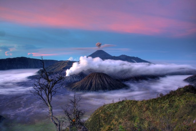 Adventurous Travelers: Forget Bali, Head to East Java