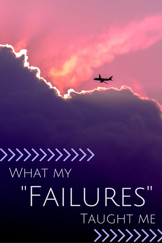"""How my """"failures"""" led to a life of travel!"""