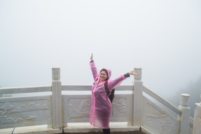 Tai Bai Mountain