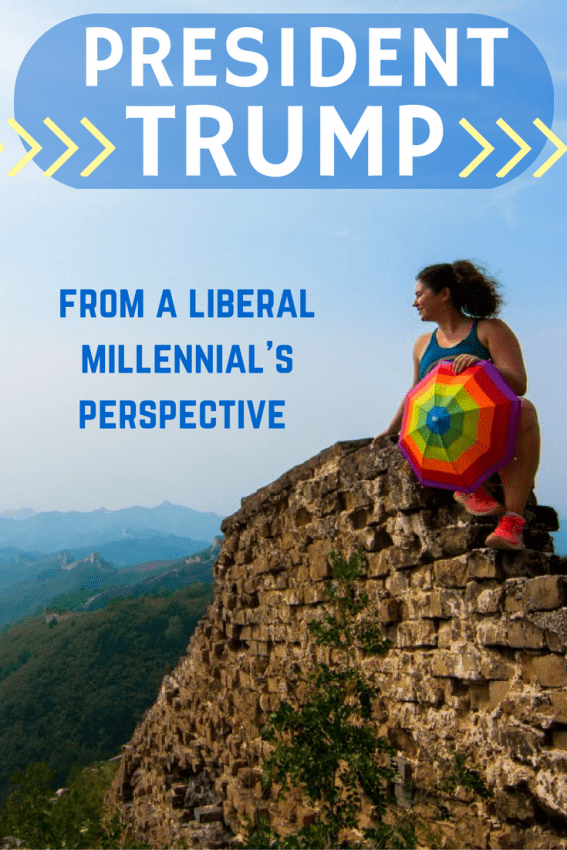 President Trump from a millennial perspective