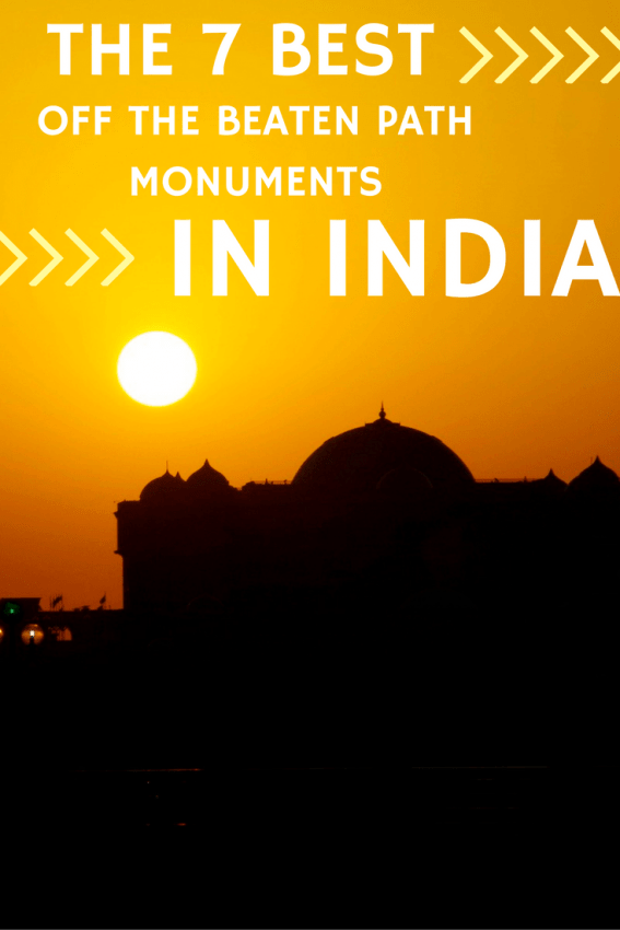 Best Monuments in India